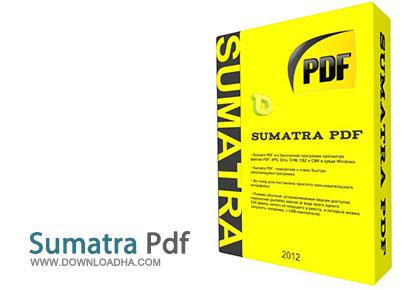 2qgipjhipgxbzw5ot1pc قدرتمند ترین نرم افزار مطالعه کتاب های الکترونیکی Sumatra PDF 2.3.0.7321