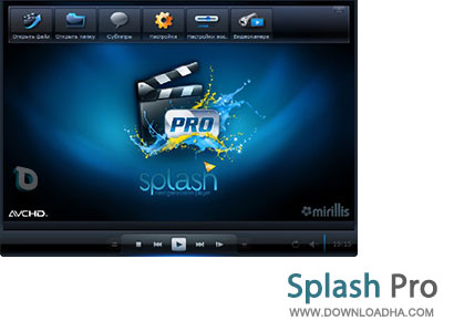 Splash     Splash Pro 1.13.2 