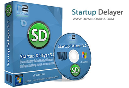 Startup مدیریت حرفه ای Startup توسط Startup Delayer 3.0.330