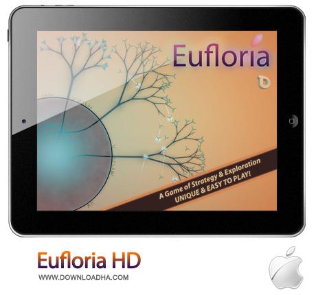 eufloria hd بازی زیبای Eufloria HD 1.0   آیفون و آیپد