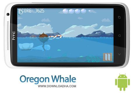 oregon whale android بازی سرگرم کننده Oregon Whale 1.0   اندروید