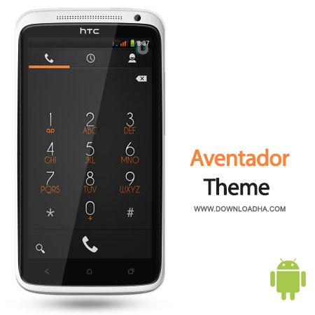 aventador theme تم ساده و شیک Aventador Theme CM10.1 AOKP   اندروید