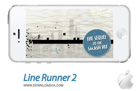 line runner 2 بازی جذاب و سرگرمکننده Line Runner 2 1.1   آیفون و آیپد