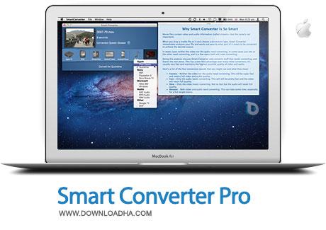 smart converter pro mac کانورت ویدیو با Smart Converter Pro 1.4.3   مک