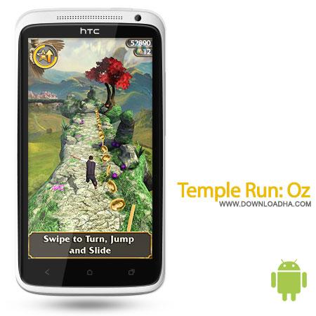 temple run oz android دانلود بازی Temple Run: Oz   اندروید