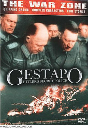 The War Zone GesTapo دانلود مستند گشتاپو Gestapo: Hitlers Secret Police