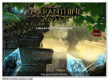 Amaranthine Cover دانلود بازی Amaranthine Voyage: The Tree of Life