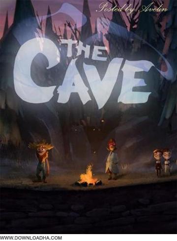 Cave Cover دانلود بازی The Cave برای PC
