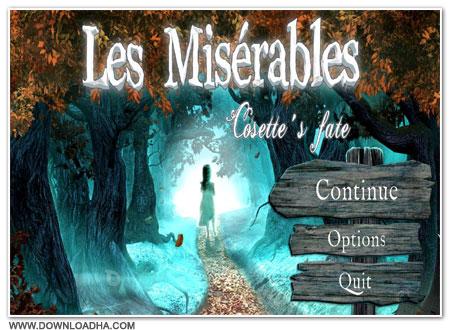 Lesmiserables Cover دانلود بازی بینوایان Les Misérables: Cosettes Fate