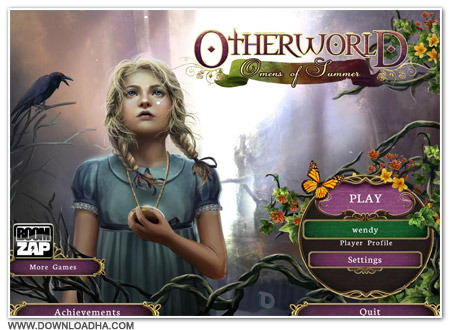 OtherWorld Cover دانلود بازی معمایی Otherworld 2: Omens of Summer