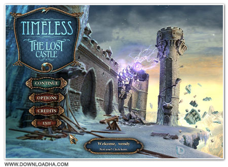 Timeless The Lost Castle Cover دانلود بازی ترسناک Timeless The Lost Castle برای PC