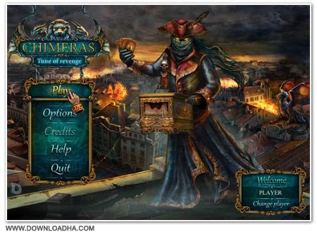 TuneOF Cover دانلود بازی جنایی Chimeras Tune of Revenge برای PC