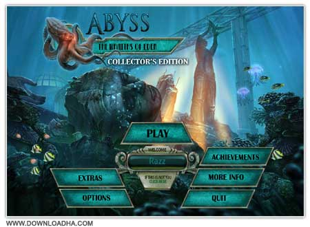 Abyss the wraiths Cover دانلود بازی Abyss The Wraiths of Eden برای PC