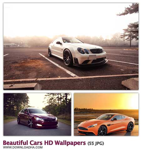 Beautiful HD Cars Wallpapers مجموعه ۵۵ والپیپر زیبا با موضوع اتومبیل Beautiful Cars HD Wallpapers