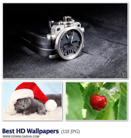 Best HD Wallpapers مجموعه 125 والپیپر زیبا با موضوعات گوناگون Best HD Wallpapers