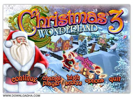 Christmas Cover دانلود بازی کریسمس در سرزمین عجایب Christmas Wonderland 3
