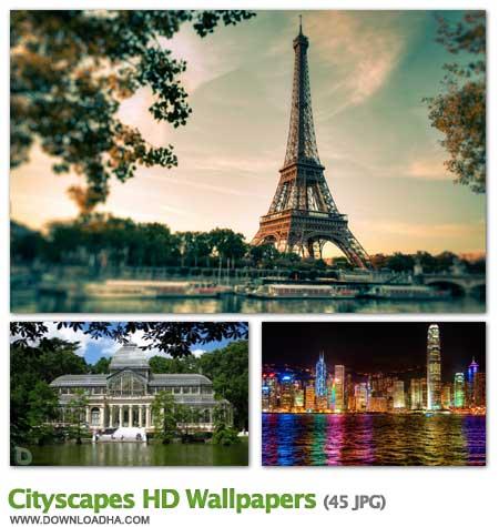 Cityscapes HD Wallpapers مجموعه ۴۵ والپیپر از مناظر زیبای شهرهای مشهور جهان