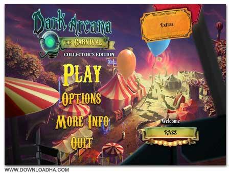 Darkarcana Cover دانلود بازی فکری Dark Arcana: The Carnival برای PC