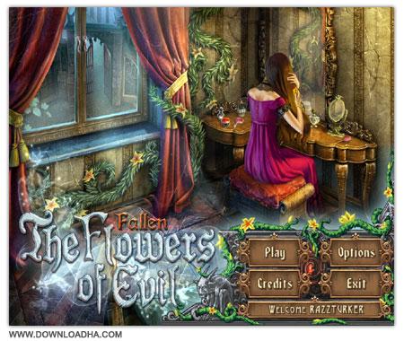 Fallen Cover دانلود بازی فکری Fallen   The Flowers of Evil برای PC