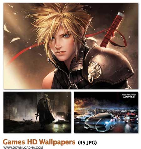 Games HD Wallpapers دانلود مجموعه ۴۵ والپیپر با کیفیت با موضوع بازی