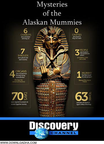 Mysteries of the Alaskan Mummies مستند اسرار مومیایی های آلاسکا Mysteries of the Alaskan Mummies
