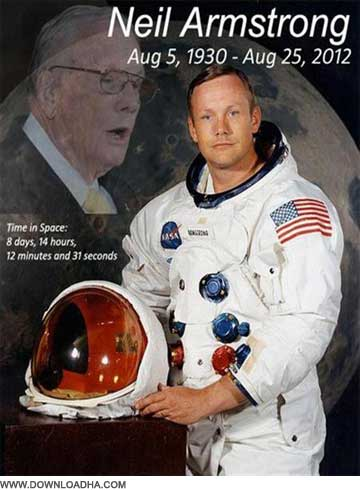 Neil Armstrang مستند نیل آرمسترانگ Neil Armstrong: First Man on the Moon