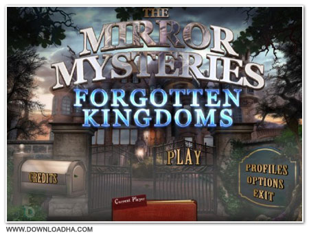 The Mirror Mysteries2   Forgotten  Kingdoms Cover دانلود بازی فکری The Mirror Mysteries 2: Forgotten Kingdoms