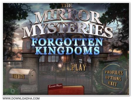 The Mirror Mysteries2   Forgotten  Kingdoms Cover دانلود بازی فکری The Mirror Mysteries 2: Forgotten Kingdoms
