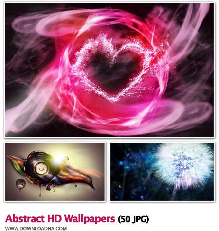 Abstract دانلود والپیپرهای گرافیکی و هنری زیبا Abstract HD Wallpapers