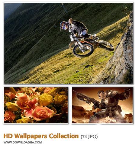 HDs 74 والپیپر زیبا با کیفیت عالی HD Wallpapers Collection