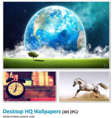 HQ 205 والپیپر زیبا با موضوعات گوناگون Desktop HQ Wallpapers
