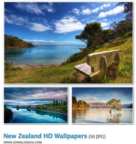 NewZealand 50 والپیپر دیدنی از نیوزلند New Zealand HD Wallpapers