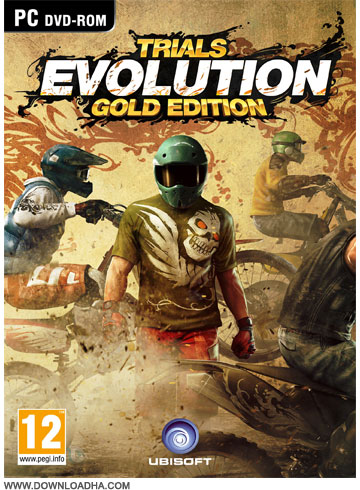 Trials Cover دانلود بازی Trials Evolution Gold Edition برای PC