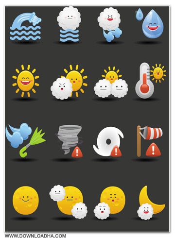 WeatherIcons          Weather Icons