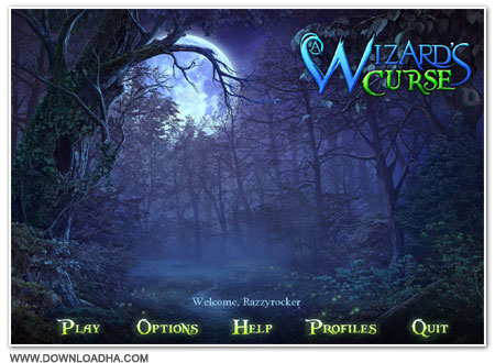 Wizard Cover دانلود بازی A Wizards Curse برای PC
