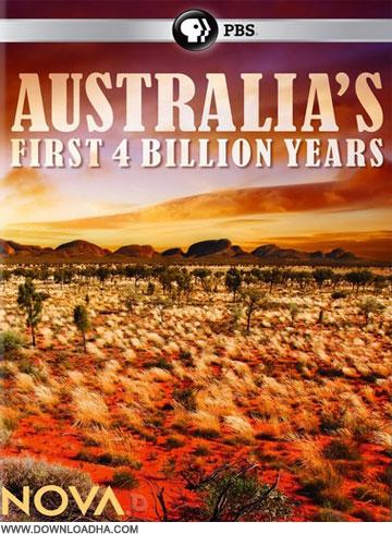Australia دانلود مستند قاره استرالیا Australias First 4 Billion Years