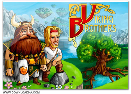 Viking Cover دانلود بازی Viking Brothers برای PC