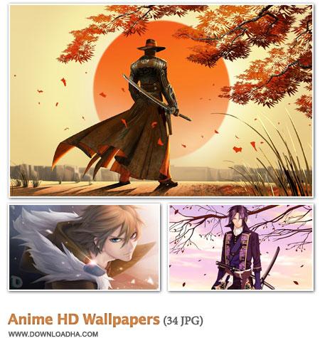 WallAN2 مجموعه 34 والپیپر زیبا با موضوع انیمیشن Anime HD Wallpapers