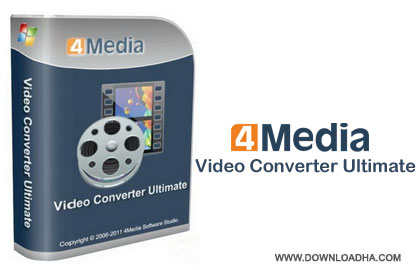 4Media Video Converter Ultimate 7.7.1.20130115 تبدیل حرفه ای مالتی مدیا با 4Media Video Converter Ultimate 7.7.1.20130115