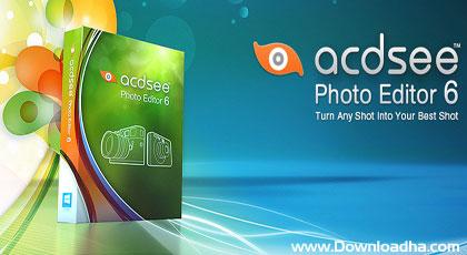 ACDSee Photo Editor v6.0.313 ادیت تصاویر از نگاهی دیگر با ACDSee Photo Editor v6.0.313