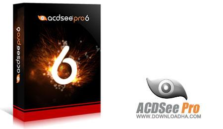 ACDSee Pro 6.2 Build 212 حرفه ای ترین مدیریت تصاویر خود با ACDSee Pro 6.2 Build 212
