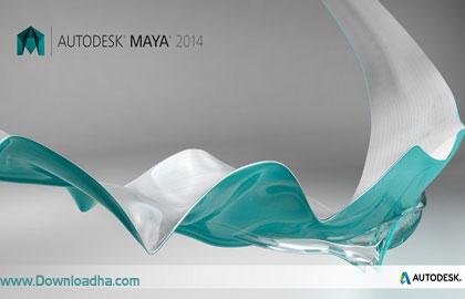 AUTODESK MAYA V2014 حرفه ای ترین نرم افزار طراحی 3 بعدی AUTODESK MAYA V2014