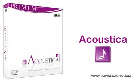 Acoustica Premium Edition 5.0.0 Build 63 ویرایش صدا با Acoustica Premium Edition 5.0.0 Build 63