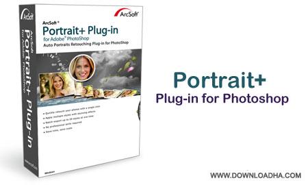 ArcSoft Portrait+ 2.0.1.176 Plug in رتوش حرفه ای عکس ها با ArcSoft Portrait+ 2.0.1.176
