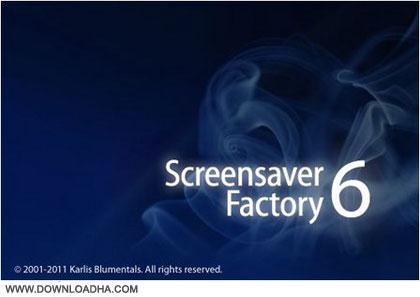 Blumentals Screensaver Factory v6.4 ساخت اسکرین سیور با Blumentals Screensaver Factory v6.4