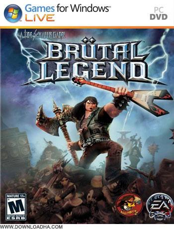 Brutal Legend Cover small دانلود بازی Brutal Legend برای PC