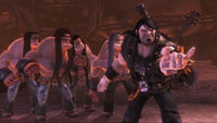 Brutal Legend screenshots 03 small دانلود بازی Brutal Legend برای PC