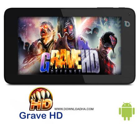 GRave Defense HD v1.15.0 دانلود بازی GRave Defense HD v1.15.0   اندروید