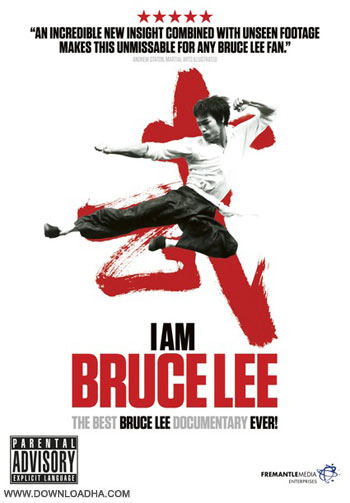 I Am Bruce Lee cover دانلود مستند I Am Bruce Lee 2011