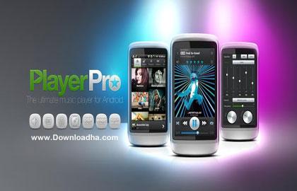 PlayerPro Music Player v2.7 دانلود پلیر حرفه ای PlayerPro Music Player v2.7   اندروید